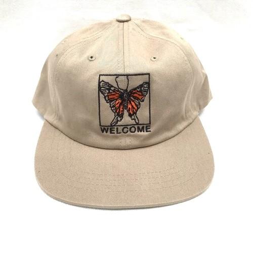 WELCOME / BUTTERFLY B.B CAP