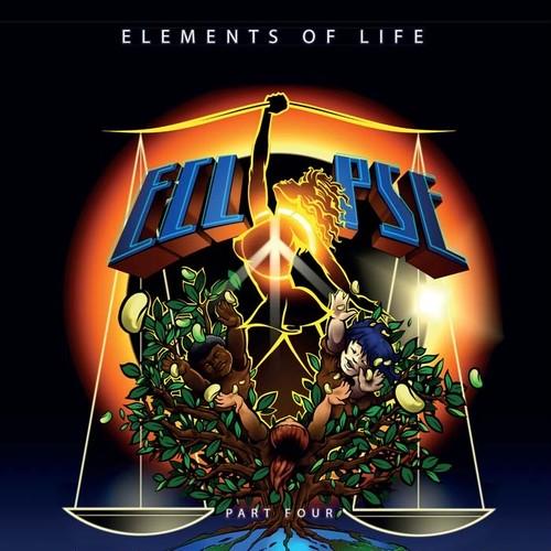 """【ラスト1/7""""】ELEMENTS OF LIFE - Eclipse (Part Four) -2x7inch-"""