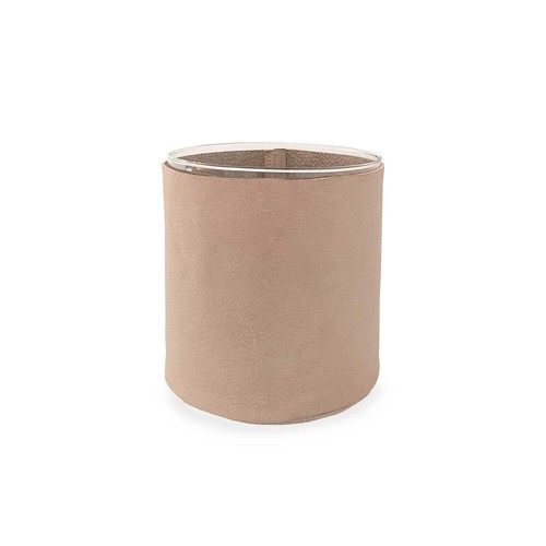 Sonor+Seeding Leather Grass Pot - Large