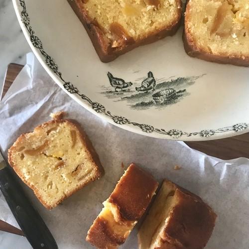 【期間限定】 6月3日発送分:マンゴーとパッションの酵母ケーキとパンのセット
