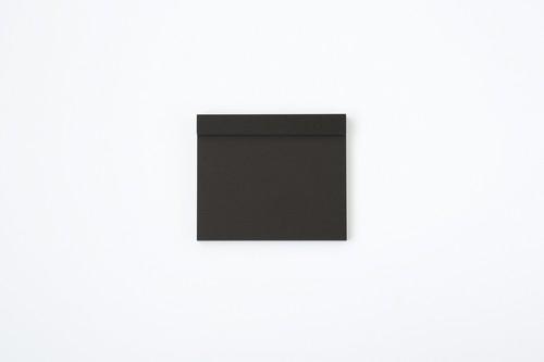 オールブラック ドローイングパッド A6 (148x125mm)