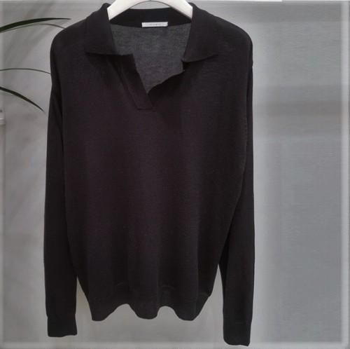 サマーニット クール ポロシャツ(2カラー)