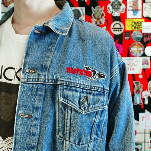 90s『Pulp Fiction』official denim jacket