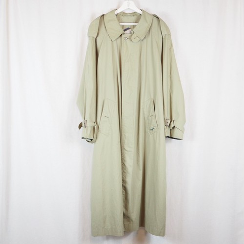 """bugatti"" Long Trench Coat"