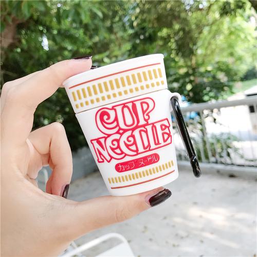 【オーダー商品】Cup noodles airpods case