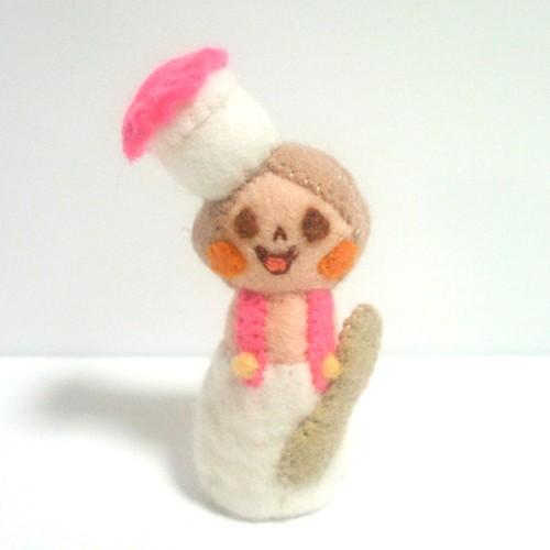 ヨーグルちゃん(ピンク)