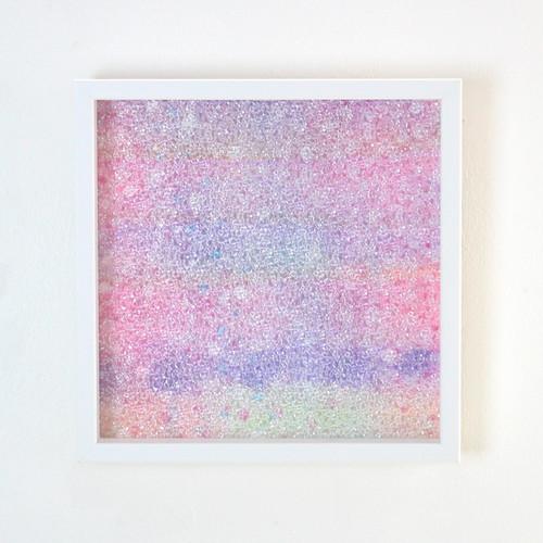 古川和美「光の庭 10-b」