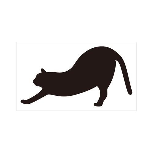 ステッカー 猫2