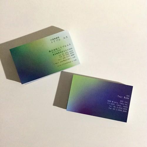 39d1_biz【100枚】ビジネス名刺【英表記】