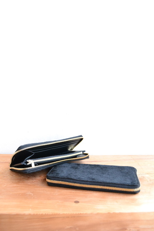 "EE LONG WALLET ""Horse Hair"""