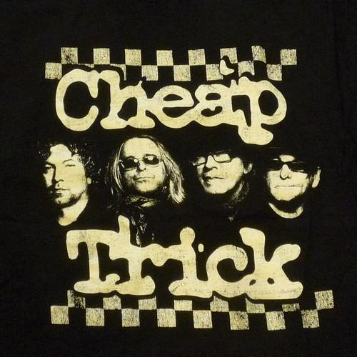 tultex Cheep Trick ロック Tシャツ ★クリックポスト(日本郵便)利用で送料無料 !!
