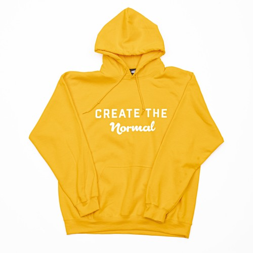 CREATE THE NORMAL Yellow