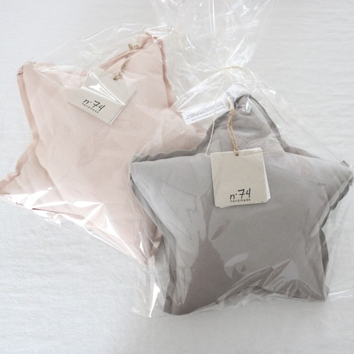 Numero74 Mini star cushions pastel
