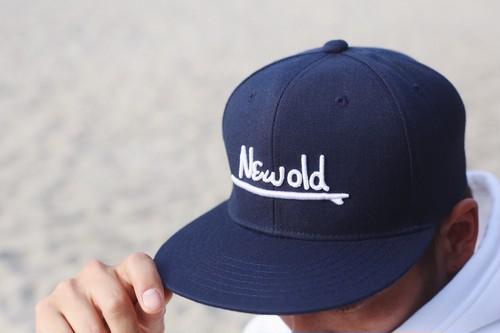3D SURFBOARD CAP(Navy)