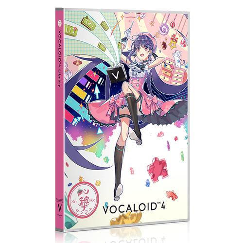 【数量限定!】VOCALOID4 Library 心華 (シンファ, Xin hua) 中国語版 単体版