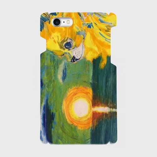 【Android, iphone7対応】手帳型スマホケース(マクー)