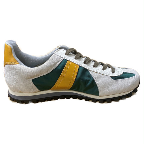 GERMAN TRAINER MARATHON type <GREEN/OFF WHITE/YELLOW>の商品画像2