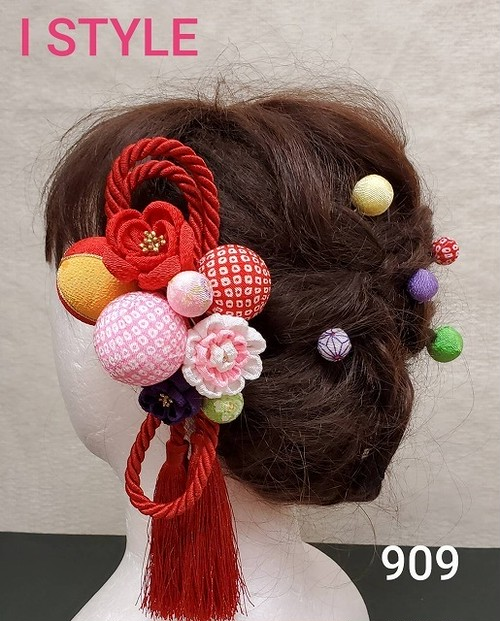 髪飾りNO.909