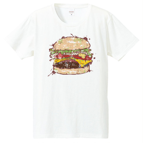 [Tシャツ] Damage Burger