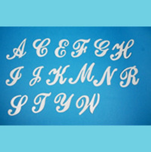アルファベット80ミリ(アレンスキ)【ユリシス・シート】
