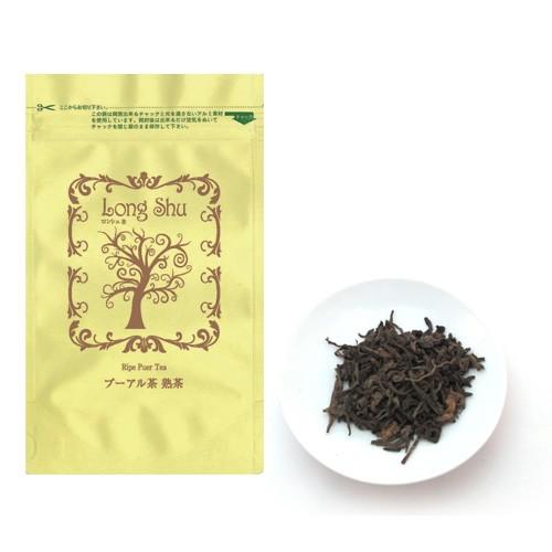 ドアンシリーズ 古樹プーアル熟茶  2020年