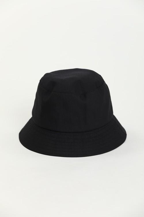 Hat / Y. & SONS×KIJIMA TAKAYUKI / 十日町縞 / Black