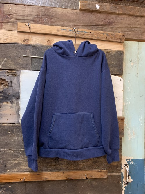 70-80's sportswear kids size sweat parka