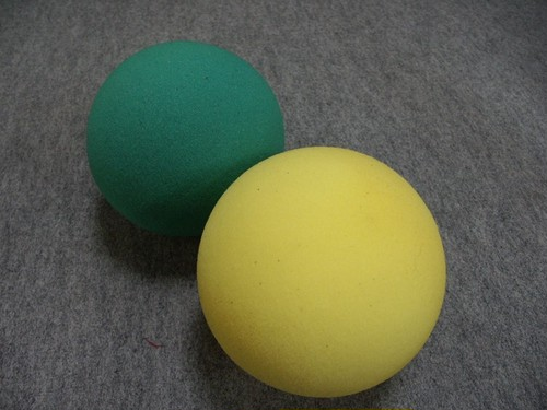 スポンジボール(フォームボール)