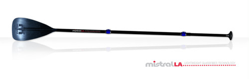 Paddle 3P Carbon & Glass Fiver hybrid small blade (Mistral)