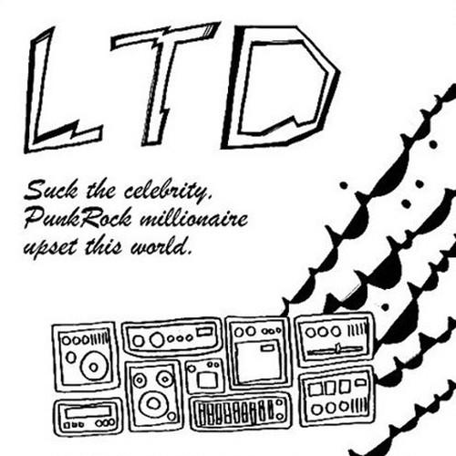 3rd ALBUM「LTD」