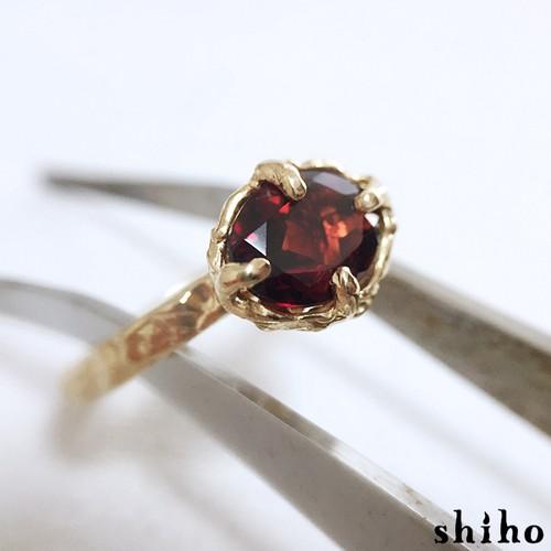 ガーネットのリング【Melty ring<Garnet>】
