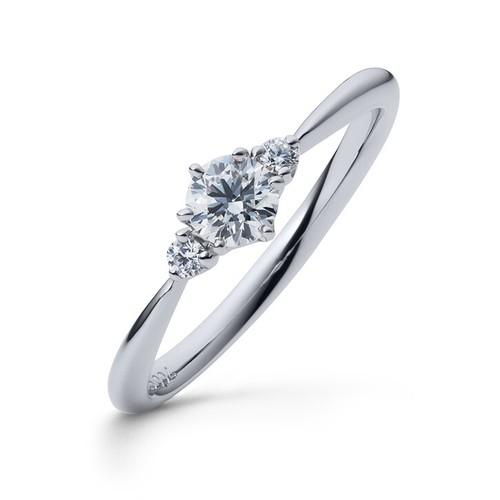 婚約指輪 星の砂