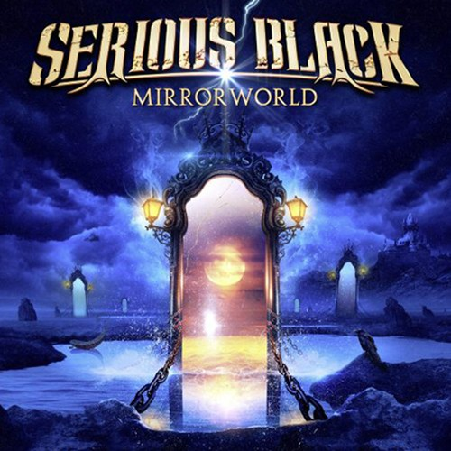 "SERIOUS BLACK ""Mirrorworld"""