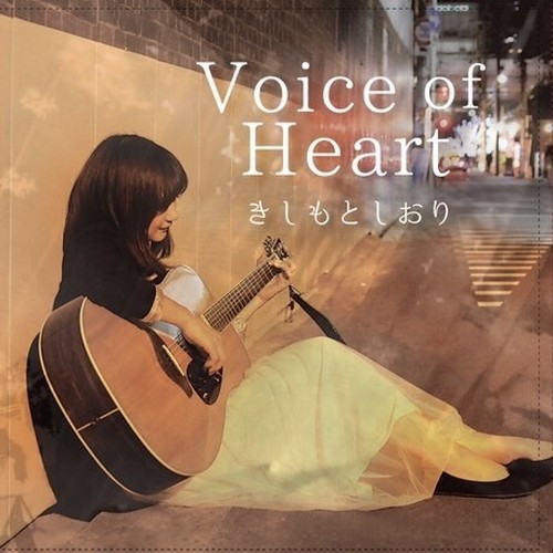 2nd《mini album》Voice of Heart