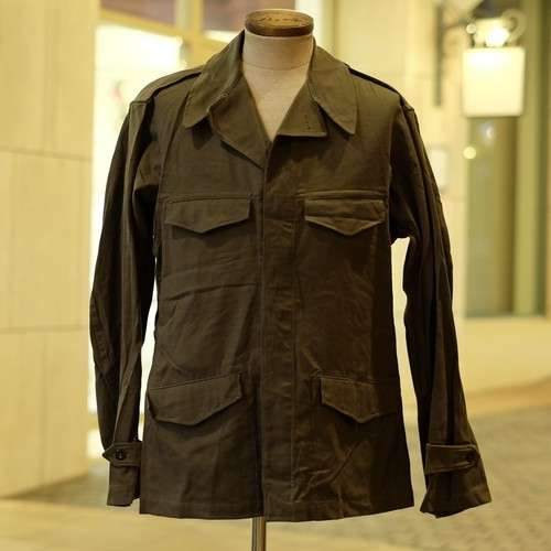 OLD FRENCH ARMY M47 JACKET DEAD STOCK