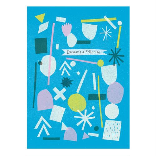 Dreams & Schemes A5 Notebook