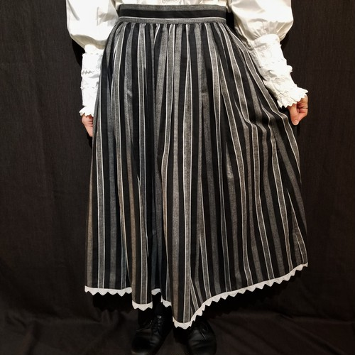 Vintage Stripe skirt [G-917]