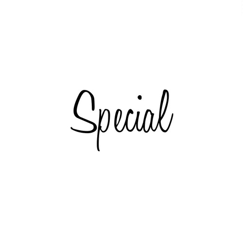 Special ➡