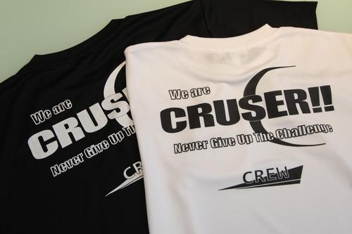 CRUSE ドライTシャツ