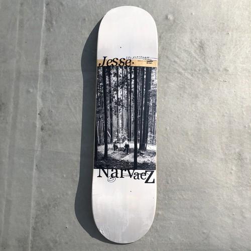NORTHERN COMPANY / PUSH SERIES / Jesse Narvaez / 8×31.8inch (20.32×80.8cm)