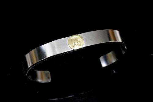 8mm Light eagle bracelet