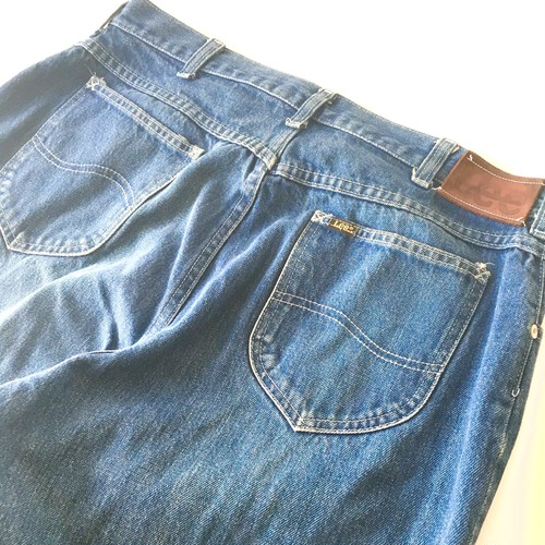 Lee : 5 pocket jeans / 200-0041 (used)