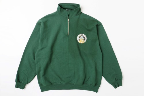 UFO ZIP Sweat FOREST