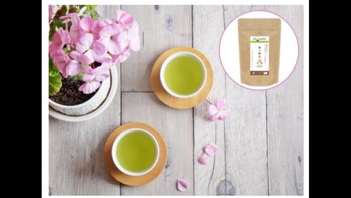 桃の緑茶【ティーバッグ】