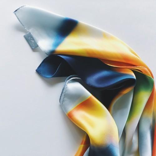 La スカーフ intuition 90cm
