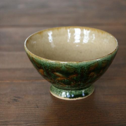 岡本芳久 釉彩飯碗