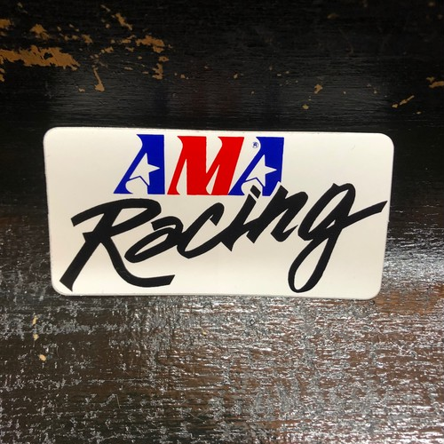 AMA Racing Vintage Sticker