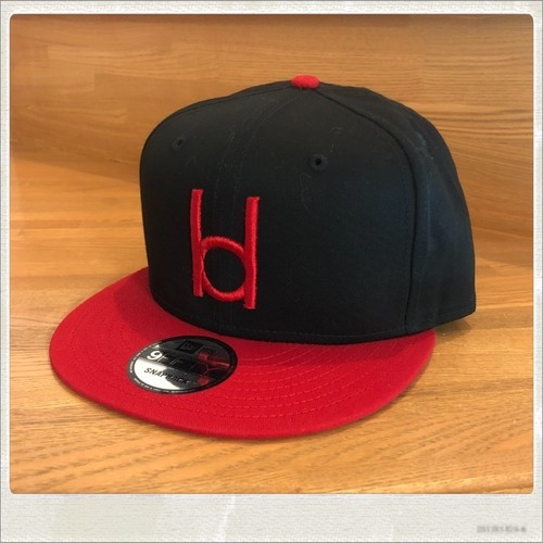 BLACK DYAMOND x NEWERA/Black & Scarlet