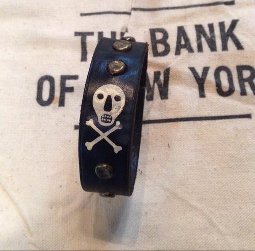 KENTRICH&SONS Poorman skull bracelet B