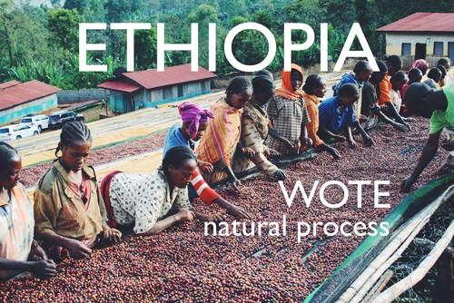 ETHIOPIA【natural】-city- 200g